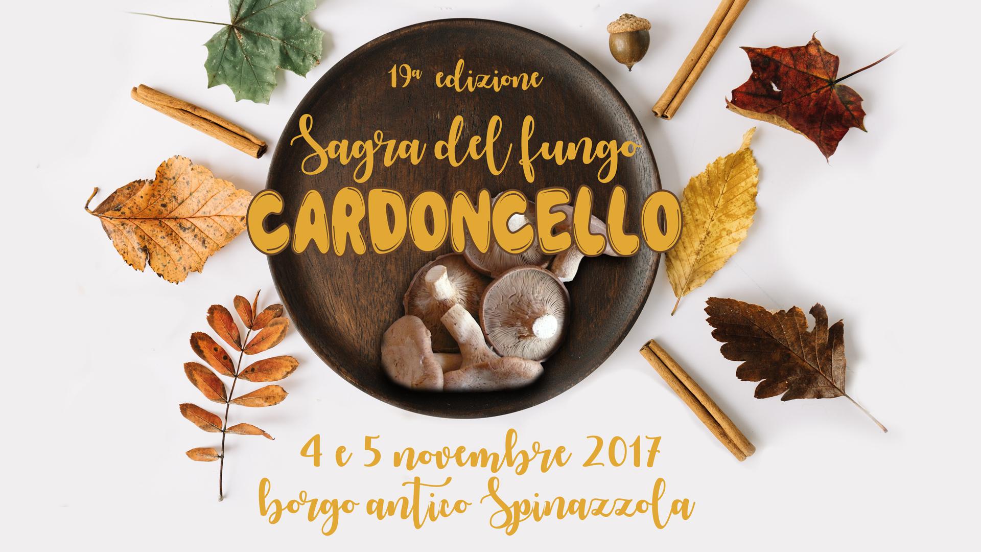 19° Sagra Cardoncello - Evento Fb